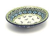 Ceramika Artystyczna Polish Pottery Soap Dish - Tranquility 510-1858a (Ceramika Artystyczna)