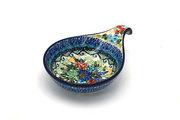 Ceramika Artystyczna Polish Pottery Spoon/Ladle Rest - Unikat Signature - U4695 174-U4695 (Ceramika Artystyczna)