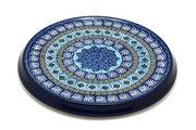 Ceramika Artystyczna Polish Pottery Trivet - Aztec Sky 277-1917a (Ceramika Artystyczna)