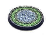 Ceramika Artystyczna Polish Pottery Trivet - Kiwi 277-1479a (Ceramika Artystyczna)