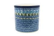 Ceramika Artystyczna Polish Pottery Utensil Holder - Antique Rose 003-1390a (Ceramika Artystyczna)