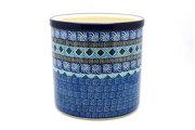 Ceramika Artystyczna Polish Pottery Utensil Holder - Aztec Sky 003-1917a (Ceramika Artystyczna)