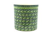Ceramika Artystyczna Polish Pottery Utensil Holder - Irish Meadow 003-1888q (Ceramika Artystyczna)