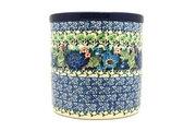 Ceramika Artystyczna Polish Pottery Utensil Holder - Unikat Signature U4572 003-U4572 (Ceramika Artystyczna)