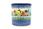 Ceramika Artystyczna Polish Pottery Utensil Holder - Unikat Signature U4592 003-U4592 (Ceramika Artystyczna)