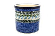 Ceramika Artystyczna Polish Pottery Utensil Holder - Wisteria 003-1473a (Ceramika Artystyczna)