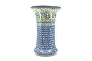Ceramika Artystyczna Polish Pottery Vase - Large - Blue Bells 052-1432a (Ceramika Artystyczna)