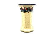 Ceramika Artystyczna Polish Pottery Vase - Large - Garden Party 052-1535a (Ceramika Artystyczna)
