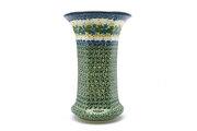 Ceramika Artystyczna Polish Pottery Vase - Large - Ivy Trail 052-1898a (Ceramika Artystyczna)
