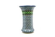 Ceramika Artystyczna Polish Pottery Vase - Large - Kiwi 052-1479a (Ceramika Artystyczna)