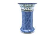 Ceramika Artystyczna Polish Pottery Vase - Large - Wisteria 052-1473a (Ceramika Artystyczna)
