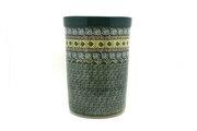 Ceramika Artystyczna Polish Pottery Wine Crock - Aztec Forest 169-1919q (Ceramika Artystyczna)