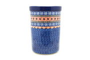 Ceramika Artystyczna Polish Pottery Wine Crock - Aztec Sun 169-1350a (Ceramika Artystyczna)