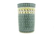 Ceramika Artystyczna Polish Pottery Wine Crock - Mint Chip 169-2195q (Ceramika Artystyczna)
