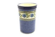 Ceramika Artystyczna Polish Pottery Wine Crock - Morning Glory 169-1915a (Ceramika Artystyczna)