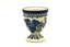 Ceramika Artystyczna Polish Pottery Egg Cup - Winter Viola