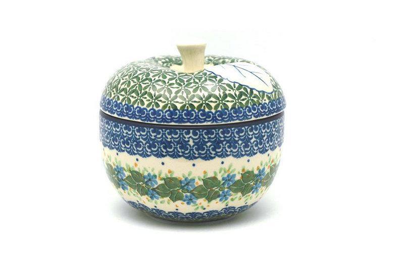 Ceramika Artystyczna Polish Pottery Apple Baker - Ivy Trail 034-1898a (Ceramika Artystyczna)