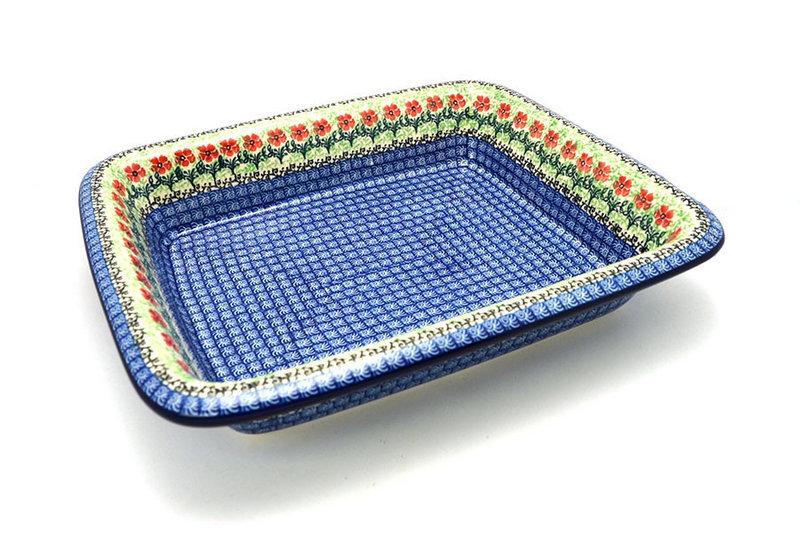 Ceramika Artystyczna Polish Pottery Baker - Lasagna - Maraschino 854-1916a (Ceramika Artystyczna)