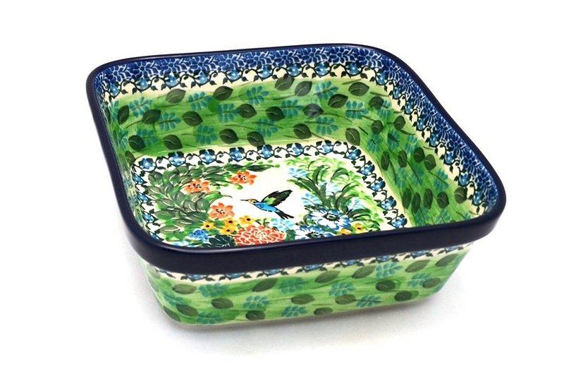 Ceramika Artystyczna Polish Pottery Baker - Square - Unikat Signature - U3271 430-U3271 (Ceramika Artystyczna)