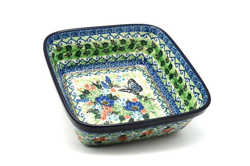Ceramika Artystyczna Polish Pottery Baker - Square - Unikat Signature - U4600 430-U4600 (Ceramika Artystyczna)