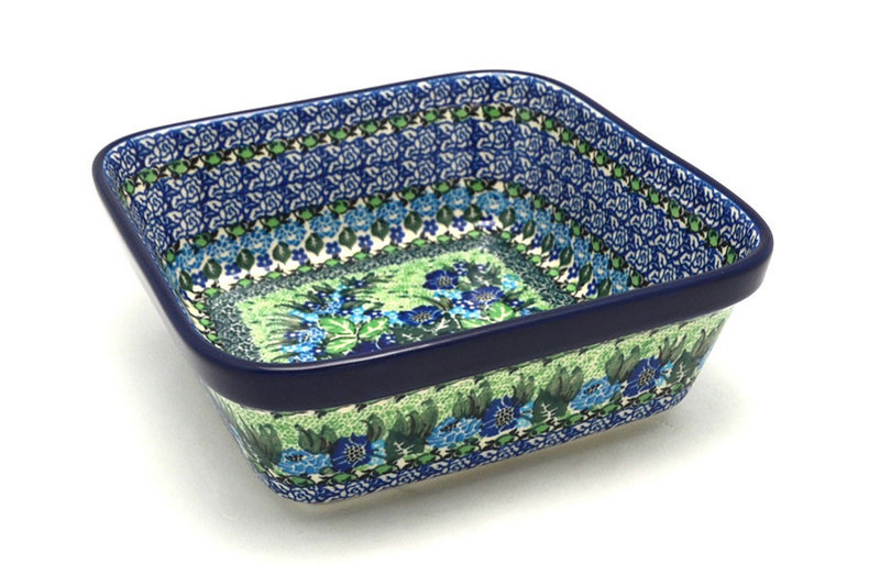 Ceramika Artystyczna Polish Pottery Baker - Square - Unikat Signature - U4629 430-U4629 (Ceramika Artystyczna)