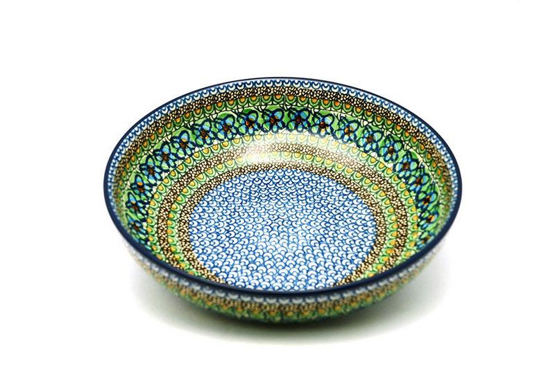 """Ceramika Artystyczna Polish Pottery Bowl - Contemporary - Large (11"""") - Unikat Signature U151 C36-U0151 (Ceramika Artystyczna)"""