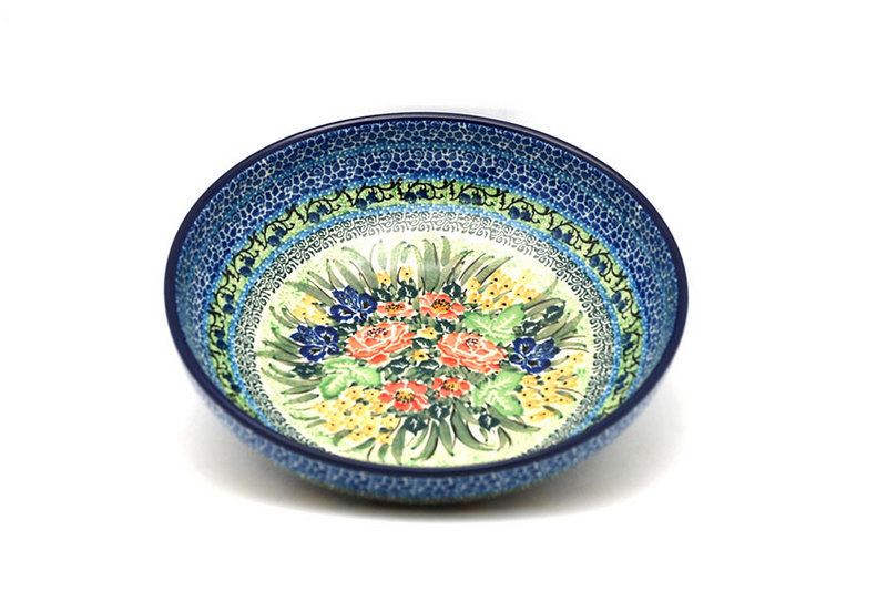 "Ceramika Artystyczna Polish Pottery Bowl - Contemporary - Medium (9"") - Unikat Signature U4400 B91-U4400 (Ceramika Artystyczna)"