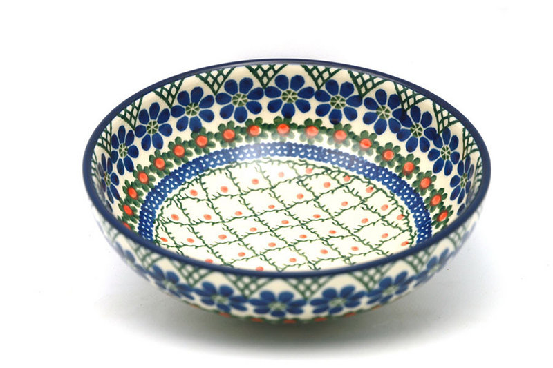 Ceramika Artystyczna Polish Pottery Bowl - Contemporary Salad - Primrose B90-854a (Ceramika Artystyczna)