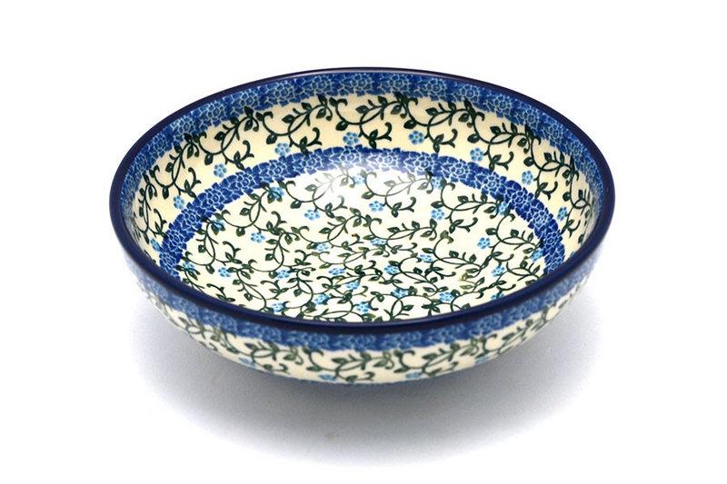 Ceramika Artystyczna Polish Pottery Bowl - Contemporary Salad - Terrace Vines B90-1822a (Ceramika Artystyczna)