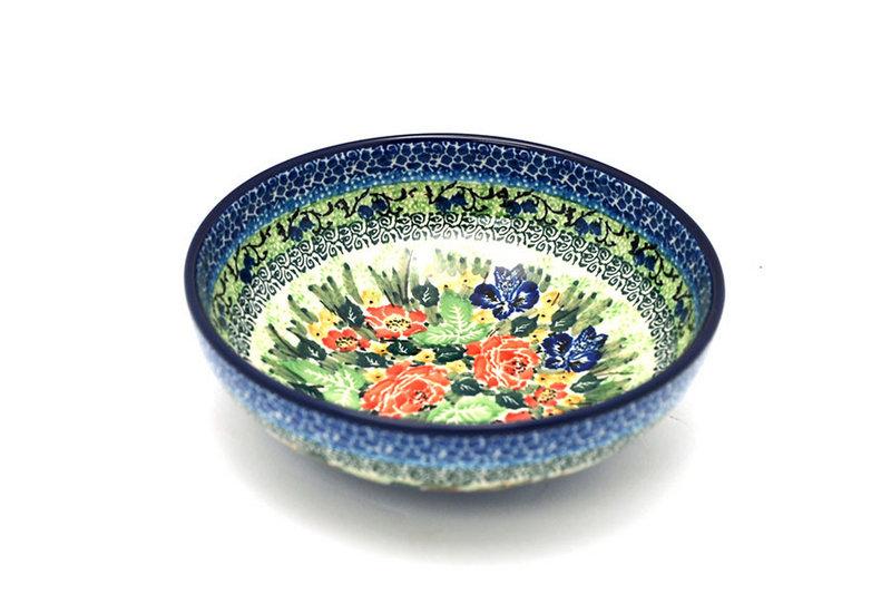 Ceramika Artystyczna Polish Pottery Bowl - Contemporary Salad - Unikat Signature - U4400 B90-U4400 (Ceramika Artystyczna)