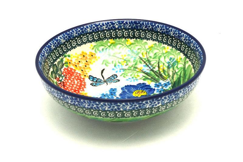 Ceramika Artystyczna Polish Pottery Bowl - Contemporary Salad - Unikat Signature - U4612 B90-U4612 (Ceramika Artystyczna)