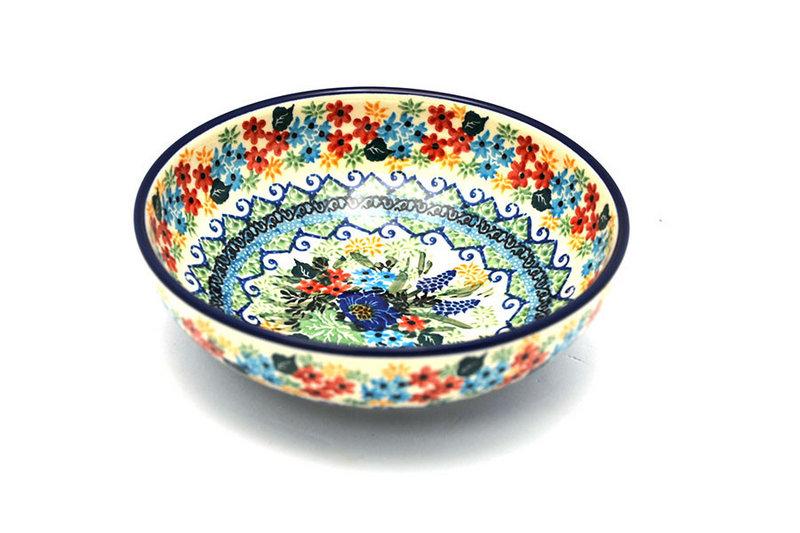 Ceramika Artystyczna Polish Pottery Bowl - Contemporary Salad - Unikat Signature - U4695 B90-U4695 (Ceramika Artystyczna)