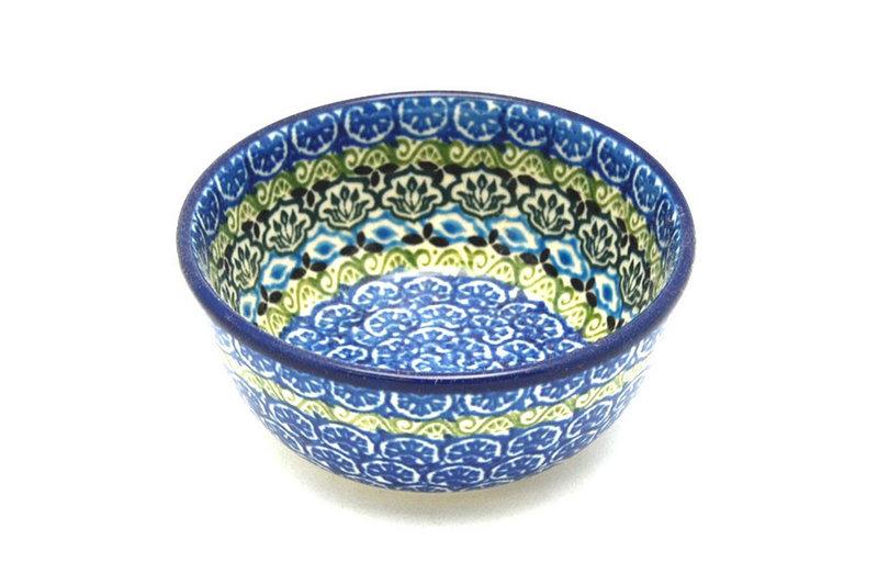 Ceramika Artystyczna Polish Pottery Bowl - Ice Cream/Dessert - Tranquility 017-1858a (Ceramika Artystyczna)
