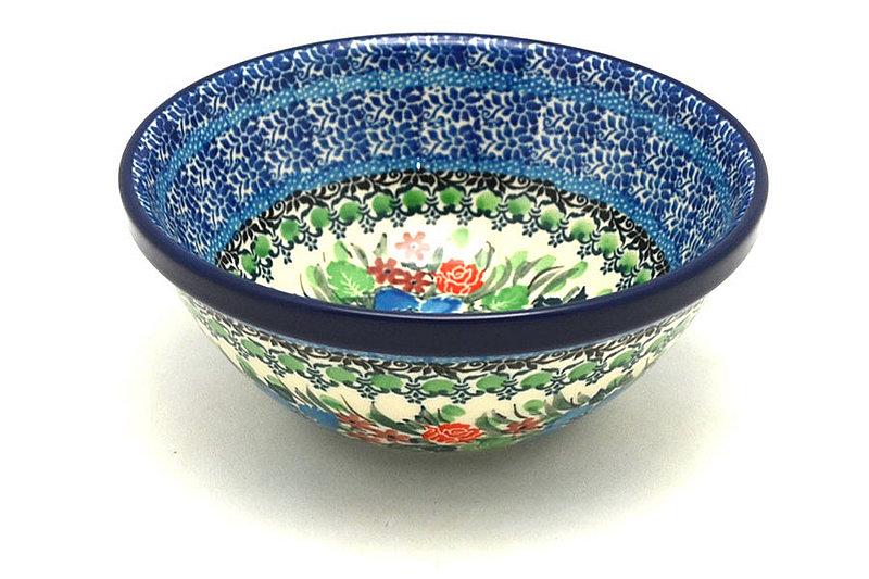 "Polish Pottery Bowl - Medium Nesting (6 1/2"") - Unikat Signature - U3347"