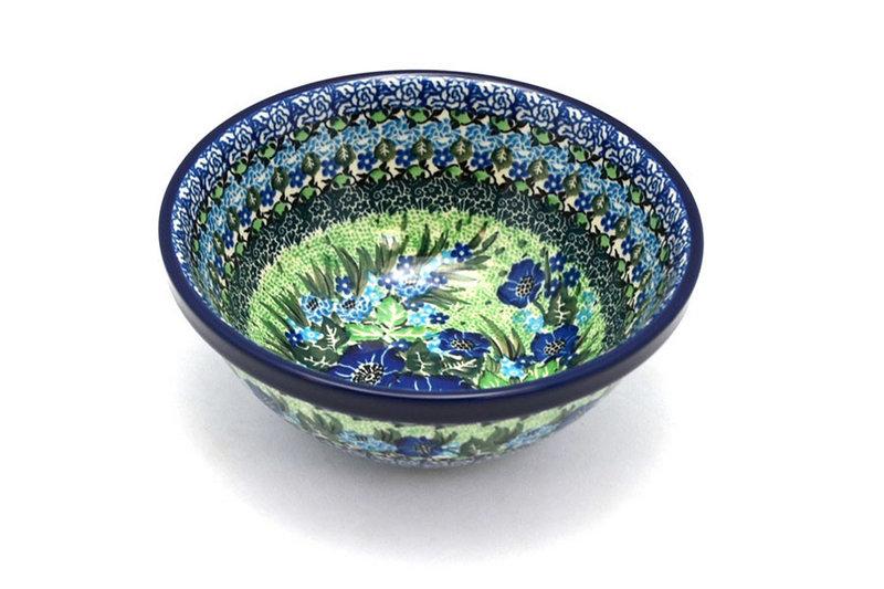 "Ceramika Artystyczna Polish Pottery Bowl - Medium Nesting (6 1/2"") - Unikat Signature - U4629 058-U4629 (Ceramika Artystyczna)"