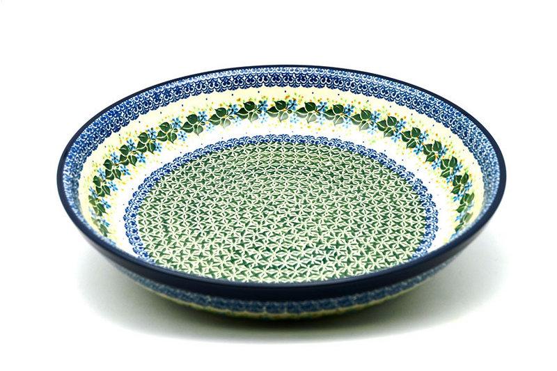 Ceramika Artystyczna Polish Pottery Bowl - Pasta Serving - Large - Ivy Trail 115-1898a (Ceramika Artystyczna)