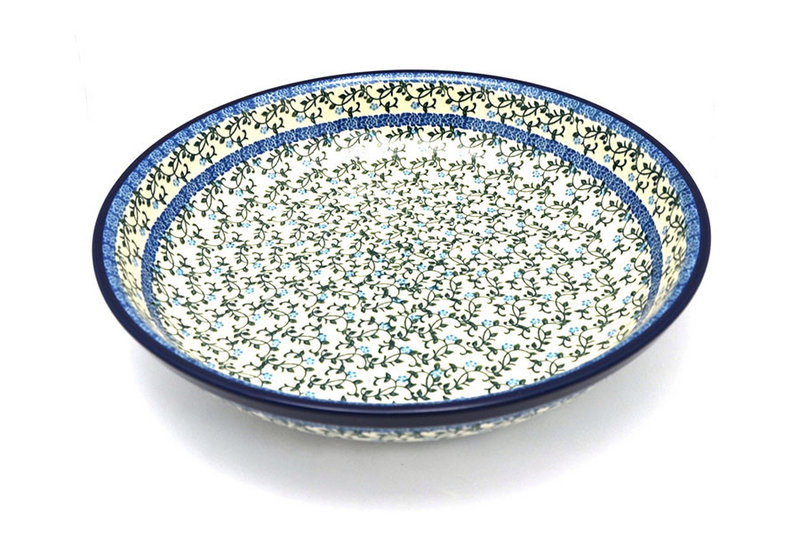 Ceramika Artystyczna Polish Pottery Bowl - Pasta Serving - Large - Terrace Vines 115-1822a (Ceramika Artystyczna)