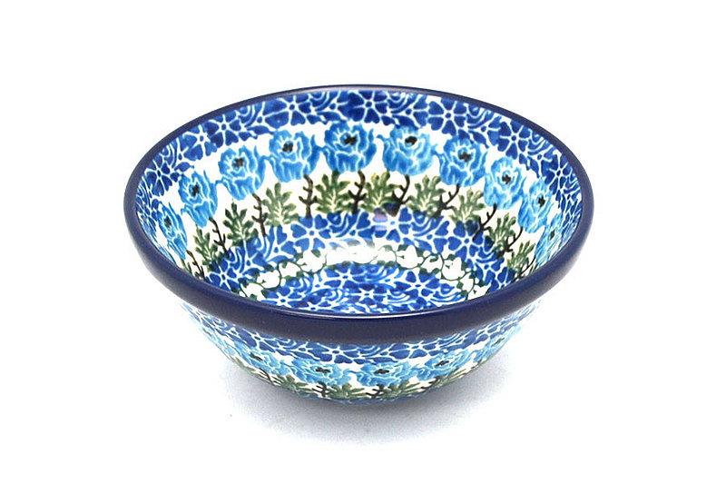 """Ceramika Artystyczna Polish Pottery Bowl - Small Nesting (5 1/2"""") - Antique Rose 059-1390a (Ceramika Artystyczna)"""