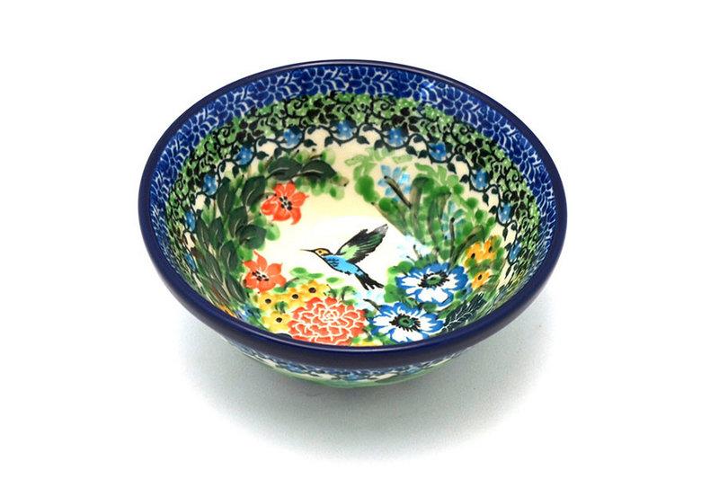 "Ceramika Artystyczna Polish Pottery Bowl - Small Nesting (5 1/2"") - Unikat Signature U3271 059-U3271 (Ceramika Artystyczna)"