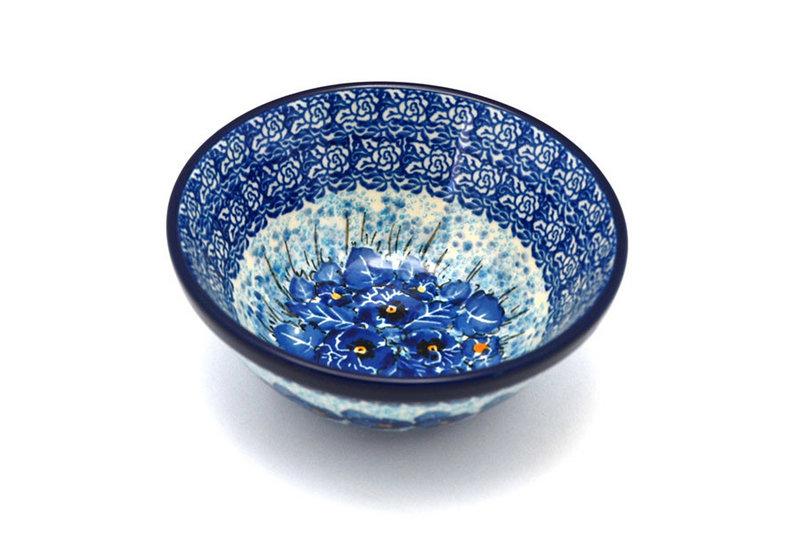"Ceramika Artystyczna Polish Pottery Bowl - Small Nesting (5 1/2"") - Unikat Signature U3639 059-U3639 (Ceramika Artystyczna)"