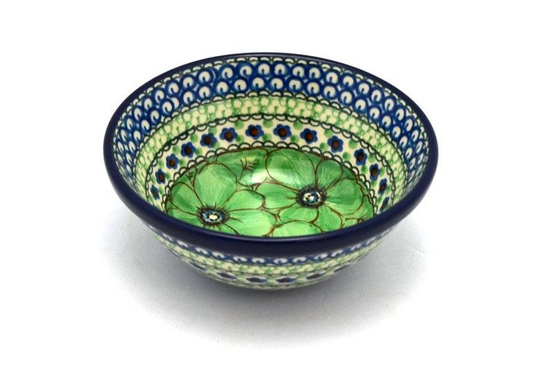 "Ceramika Artystyczna Polish Pottery Bowl - Small Nesting (5 1/2"") - Unikat Signature U408A 059-U408A (Ceramika Artystyczna)"