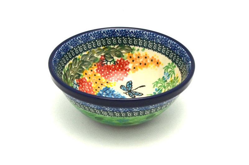 "Ceramika Artystyczna Polish Pottery Bowl - Small Nesting (5 1/2"") - Unikat Signature U4612 059-U4612 (Ceramika Artystyczna)"