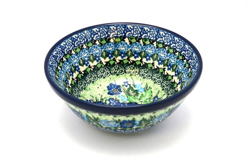 "Ceramika Artystyczna Polish Pottery Bowl - Small Nesting (5 1/2"") - Unikat Signature U4629 059-U4629 (Ceramika Artystyczna)"