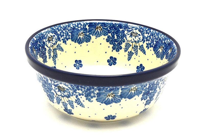 Ceramika Artystyczna Polish Pottery Bowl - Soup and Salad - Blue Bayou 209-1975a (Ceramika Artystyczna)