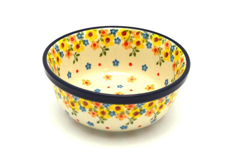 Ceramika Artystyczna Polish Pottery Bowl - Soup and Salad - Buttercup 209-2225a (Ceramika Artystyczna)