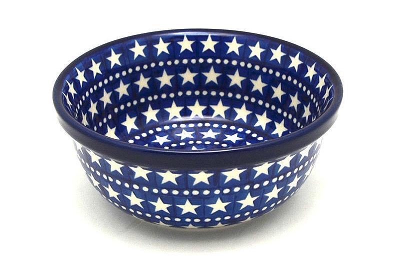 Ceramika Artystyczna Polish Pottery Bowl - Soup and Salad - Starlight 209-0119a (Ceramika Artystyczna)