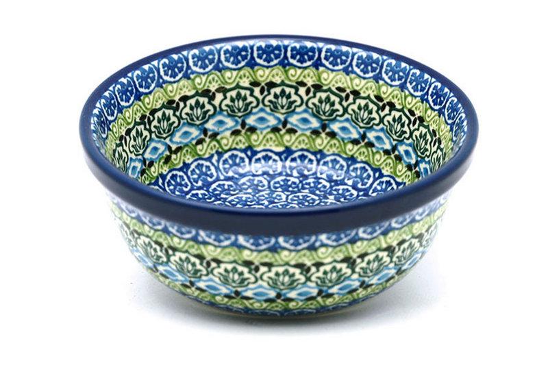 Ceramika Artystyczna Polish Pottery Bowl - Soup and Salad - Tranquility 209-1858a (Ceramika Artystyczna)