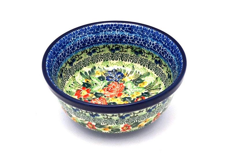 Ceramika Artystyczna Polish Pottery Bowl - Soup and Salad - Unikat Signature - U4400 209-U4400 (Ceramika Artystyczna)