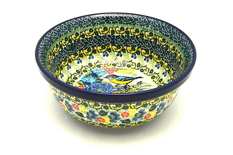 Ceramika Artystyczna Polish Pottery Bowl - Soup and Salad - Unikat Signature - U4419 209-U4419 (Ceramika Artystyczna)