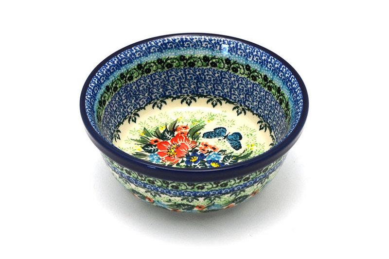 Ceramika Artystyczna Polish Pottery Bowl - Soup and Salad - Unikat Signature - U4553 209-U4553 (Ceramika Artystyczna)